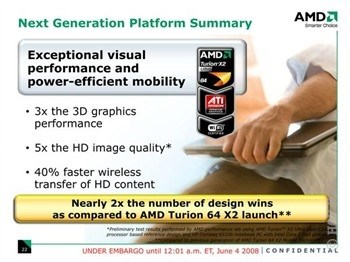 Платформа AMD Puma ориентирована на работу с мультимедиа и играми. С ней вы сможете играть в самые требовательные игры и работать с HD-видео еще быстрее