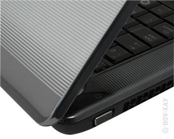 «Тигриный дизайн» помогает скрыть мелкие царапинки на корпусе ноутбука